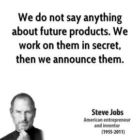 Steve Jobs Quotes About Customers