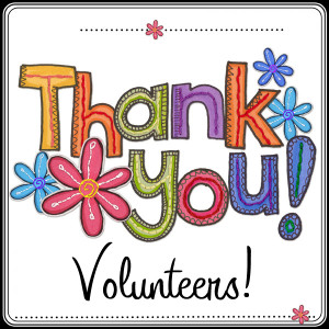 Thank You Volunteers Clip Art