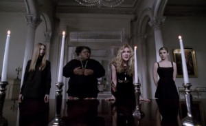 the coven american horror story cast