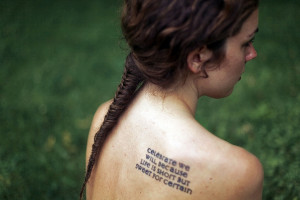 Dave Matthews Band Quotes Tattoos