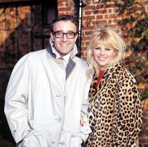 Peter Sellers Seduced Britt Ekland With Marijuana!