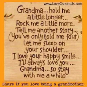 Grandchildren are Precious
