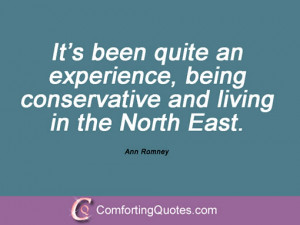 Ann Romney Quotes