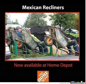 Mexican Recliners