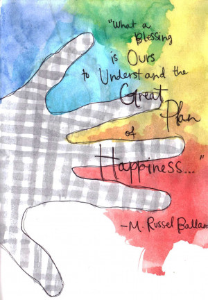 Quotes by M Russell Ballard