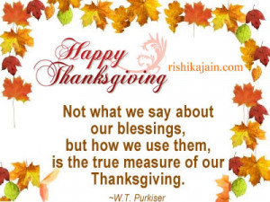 Happy Thanksgiving To all My Friend And Family