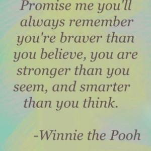 quotes winnie the pooh (: