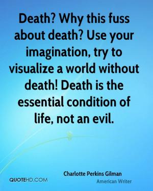 Charlotte Perkins Gilman Imagination Quotes