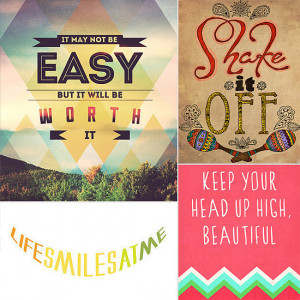 Love Motivational Quotes? Then You'll Love These Etsy Prints
