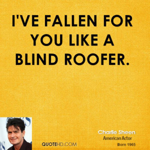 39 ve Fallen for You Quotes