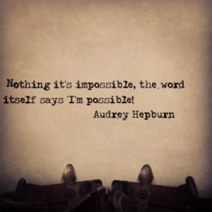 audrey hepburn, instagram, quotes