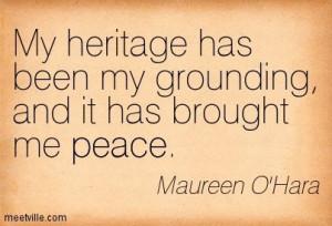 Quotes of Maureen O'Hara