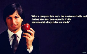 The 10 Most inspirational Quotes From Steve Jobs