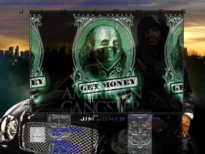 Gangster Money - We Get Money Down In The