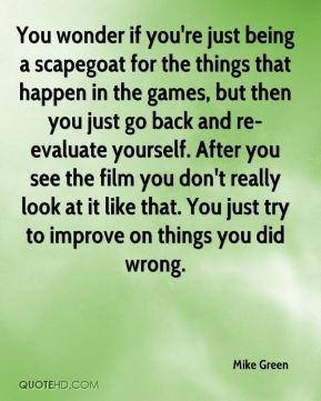Scapegoat Quotes