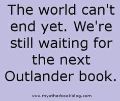 Favorite Quotes from the Outlander Series, by Diana Gabaldon