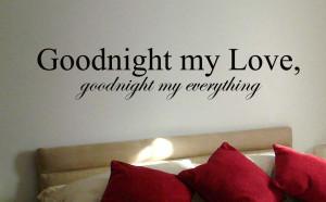 Good night messages for husband/boyfriend