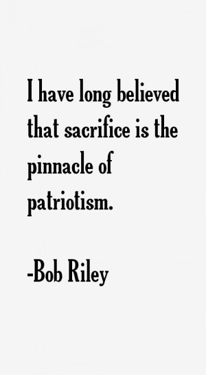 Bob Riley Quotes & Sayings