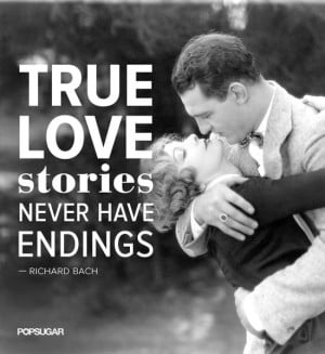 ... Love Stories Never Have Endings