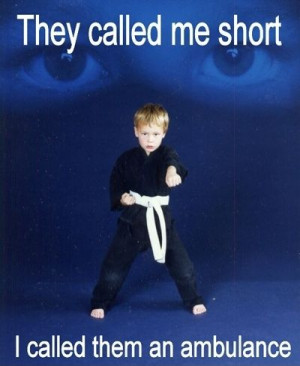 Funny Karate