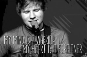 More of quotes gallery for Ed Sheeran's quotes