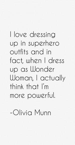 Olivia Munn Quotes & Sayings