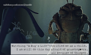 Hopper Bugs Life Quotes Watching a bug's life always