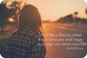 Checkered shirt girl nice hair photography road quote kellie elmore ...