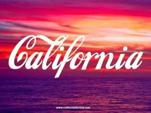Love California!