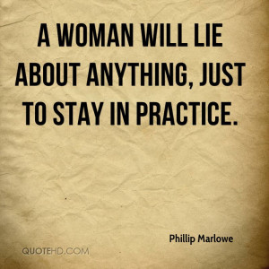 Quotes About Women Who Lie