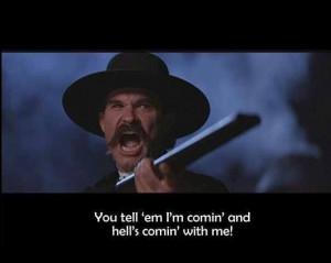 Wyatt Earp Tombstone movie