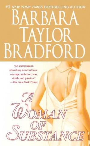 ... of Substance (+7 Emma Harte Saga books) by Barbara Taylor Bradford