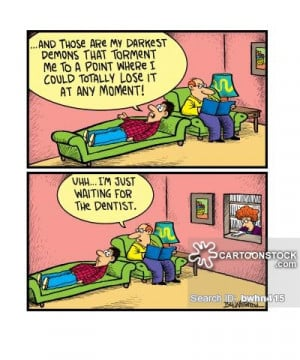 Dentist's Office cartoons, Dentist's Office cartoon, funny, Dentist's ...