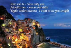 Italian love quotesand italian quotes