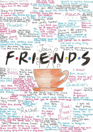 good memories with friends quotes F R I E N D S Quotes and