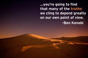 ... like the ancient wisdom of the jedi or is it the future wisdom of jedi