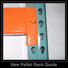 New Teardrop Pallet Racks Quote