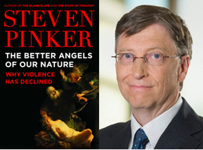 Bill Gates reviews Steven Pinker's The Better Angels of Our Nature ...