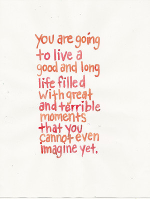 quote life quotes live life quotes john green the fault in our stars ...
