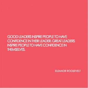 leadership quote: