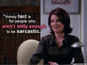 will and grace favorite quotes