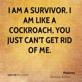 AM a Survivor Quotes