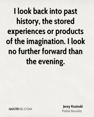 Jerzy Kosinski Imagination Quotes