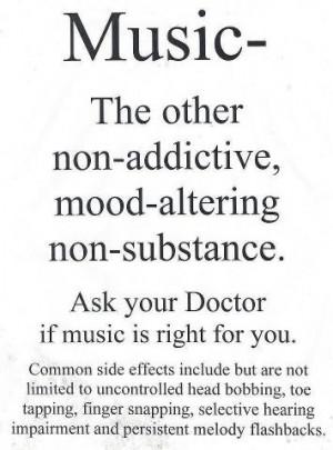 ... selective hearing... Side Effects, Inspiration, Life, Stuff, Menu