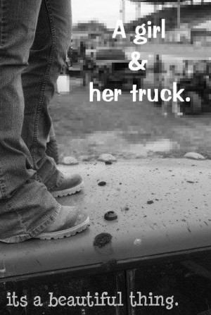All Graphics » truck girl