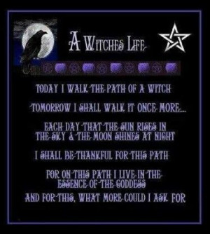 Wiccan Blessings And Sayings