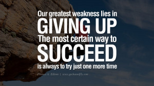 Inspirational Motivational Poster Quotes on Sports and Life Our ...