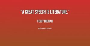 Great Speech Quotes