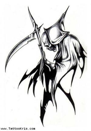 Grim%20Reaper%20Tattoo%20Quotes%201 Grim Reaper Tattoo Quotes 1