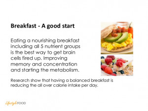 ... without eating a proper breakfast are often more irritable and moody